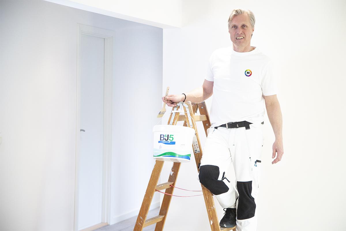indvendigt malerarbejder